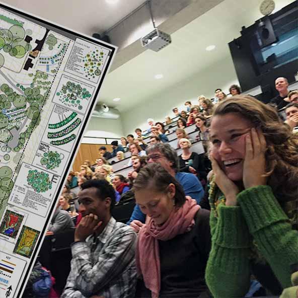 professionele Ecosystem en permaculture design cursus met Daniel Halsey
